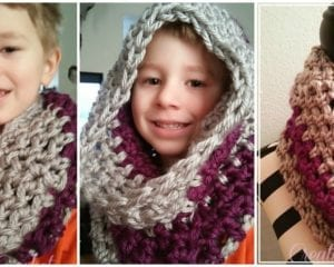 Cowl Pattern by creative crochet products