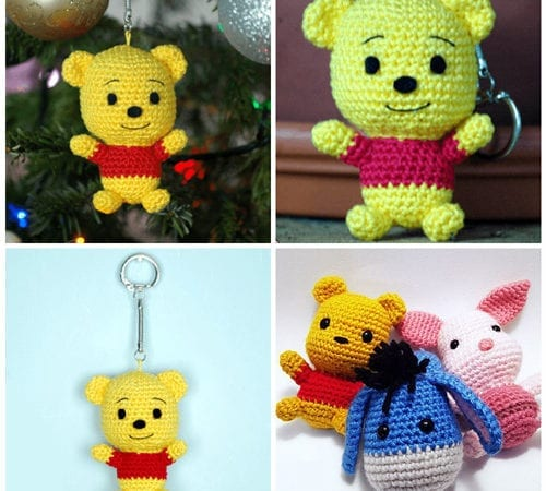 Winnie The Pooh Crochet Pattern Your Crochet