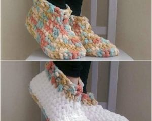 Shoes Slippers Boots Your Crochet Part 3