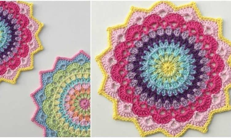 Magnolia Flower Crochet Pattern Free Your Crochet