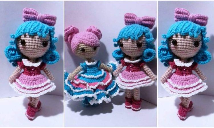 Amigurumi Tiny Doll Free Crochet Pattern Your Crochet
