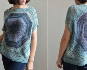 Perfect sweater for summer.