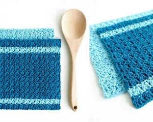 Primrose Dishcloth Free Crochet Pattern