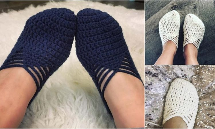 Easy Ballet Slippers Free Crochet Pattern Your Crochet