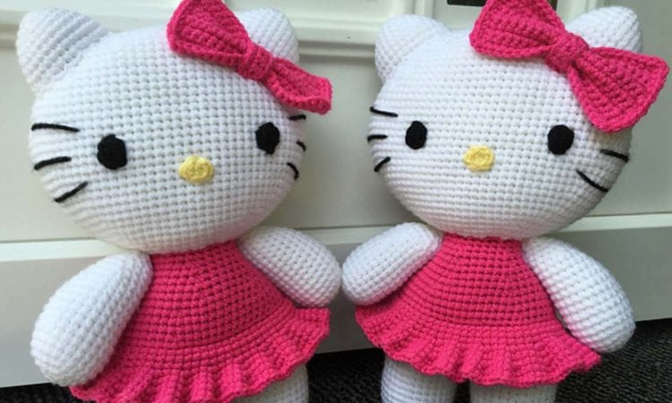 Heklet Hello Kitty