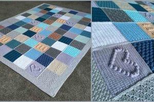 Last Dance on the Beach Blanket Free Crochet Pattern
