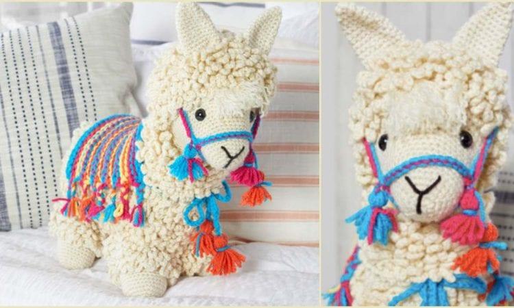 Llama No Drama Amigurumi Free Crochet Pattern Your Crochet