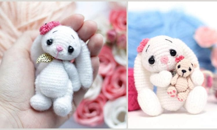 Little Bunny Amigurumi Free Crochet Pattern