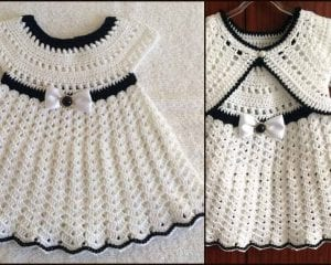 Juliana Dress Crochet Tutorial