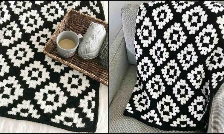 The Mabel Blanket Free Crochet Pattern