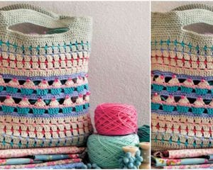 A Muffin Bag Free Crochet Pattern