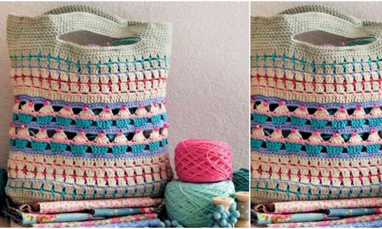 A Muffin Bag Free Crochet Pattern