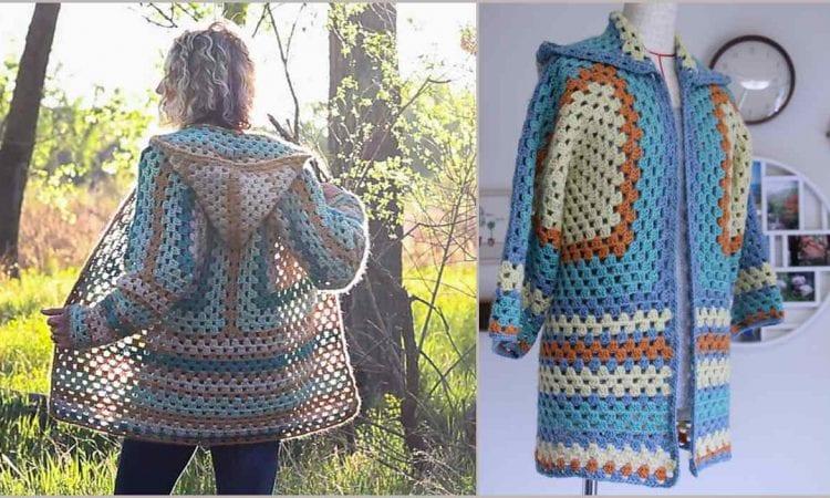 82b056fa538171 Campfire Cardigan Free Crochet Pattern
