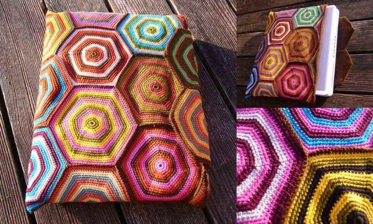 Laptop Case Free Crochet Pattern