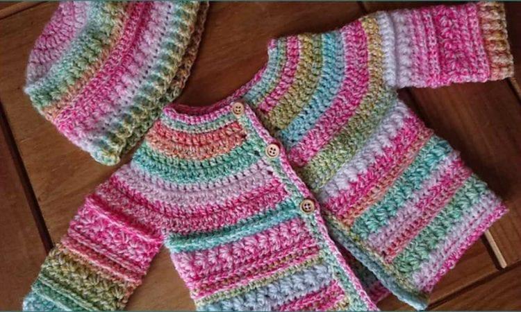 Csenge Anna Set Free Crochet Pattern