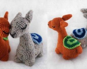 Ami Llama Free Crochet Pattern
