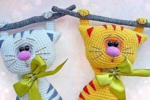 Amigurumi Cats Free Crochet Pattern
