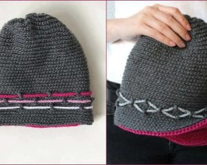 Reversable Hat