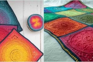 Sophie's Dream Blanket Free Crochet Pattern