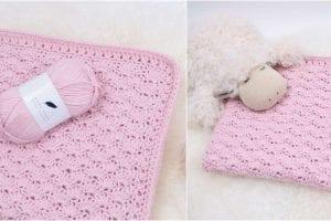Baby's Dream Blanket Free Crochet Pattern