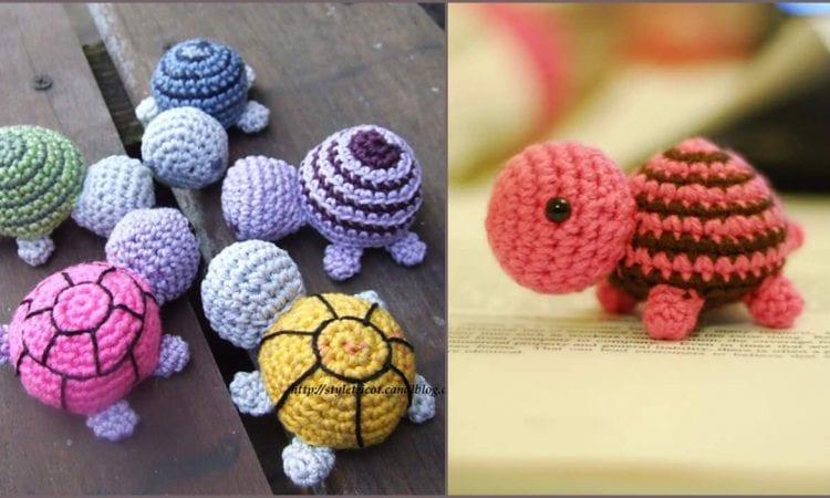 Tiny Stripes Turtles Free Crochet Pattern Your Crochet