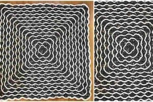 Frosted Tips Blanket Free Crochet Pattern