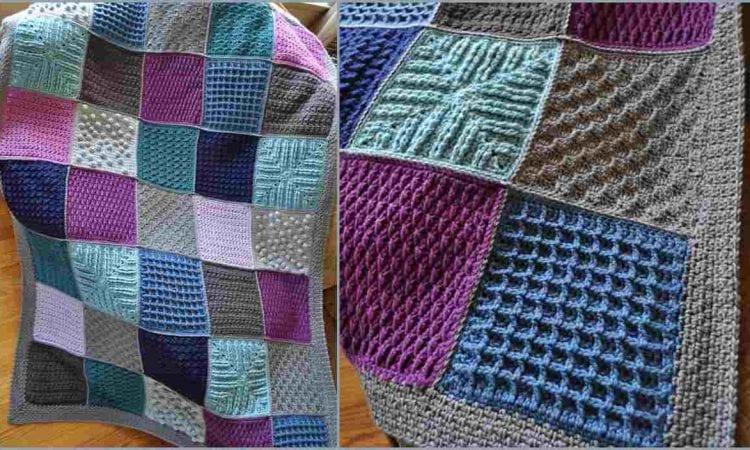 Last Dance Blanket Free Crochet Pattern