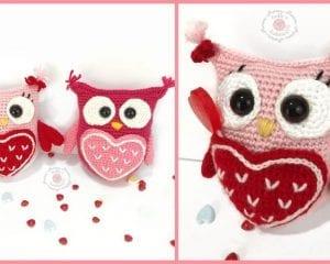 Owl Always Love You Free Crochet Pattern