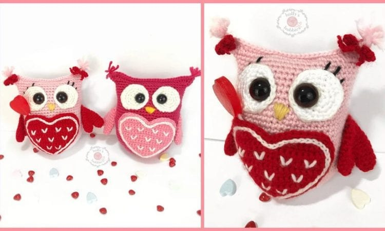 Owl Always Love You Free Crochet Pattern