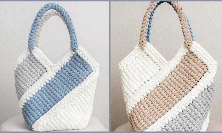Sun Breeze Bag Free Crochet Pattern