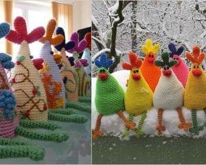 Eggstremely Cosy Set Free Crochet Pattern