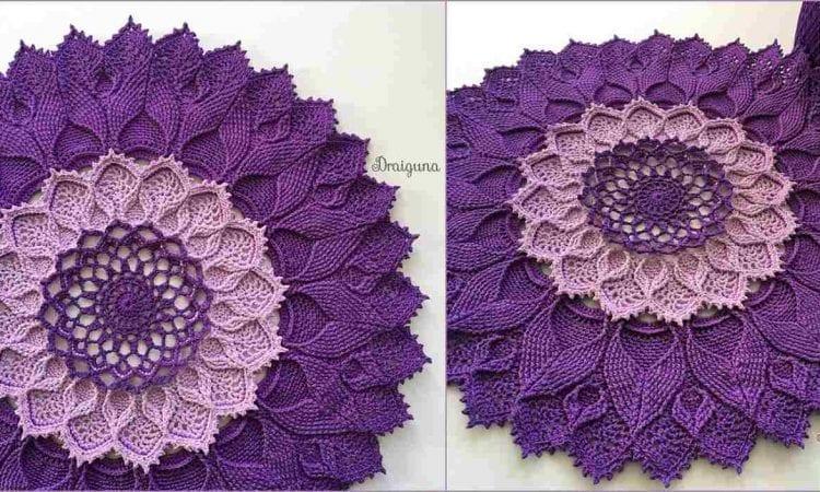 Evocation Doily Free Crochet Pattern