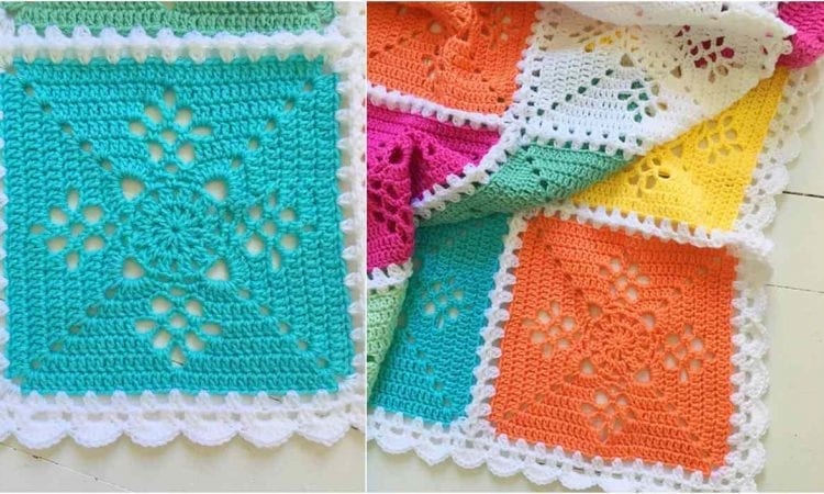 Victorian Lattice Baby Blanket Free Crochet Pattern | Your Crochet