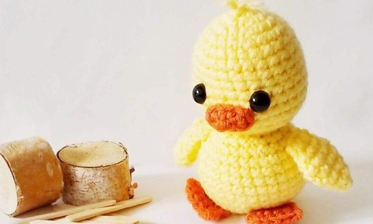 Ami Chick Free Crochet Pattern