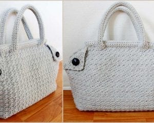 Derek Bag Free Crochet Pattern