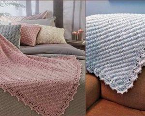 C2C Guest Throw Free Crochet Pattern