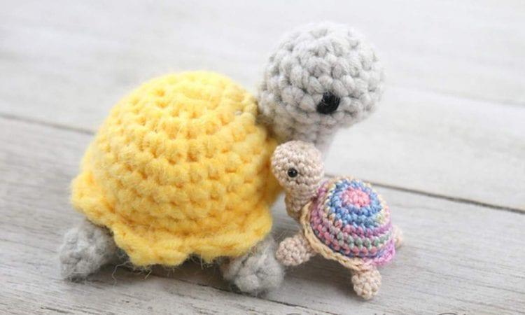 Little Miss Turtle Free Crochet Pattern Your Crochet
