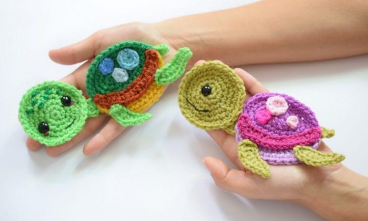 Undersea Sweetness Blanket Free Crochet Pattern
