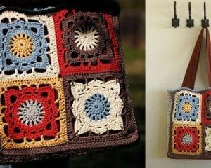 Larger Than Life Bag Free Crochet Pattern