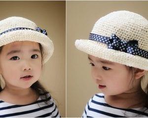 Ivana Sun Hat Free Crochet Pattern