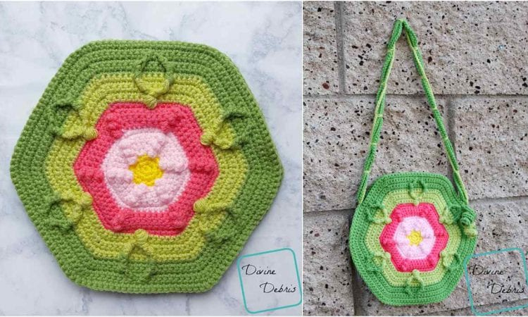 Lily Pad Purse Free Crochet Pattern