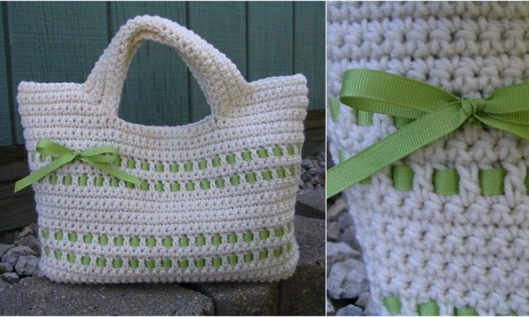Starling Handbag Free Crochet Pattern