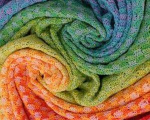 Trio Blanket Free Crochet Pattern
