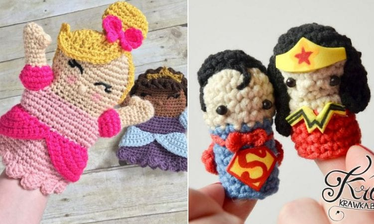 Crochet Hand Puppets Free Patterns Your Crochet
