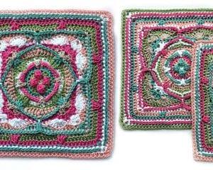 Flying Colors Free Crochet Pattern