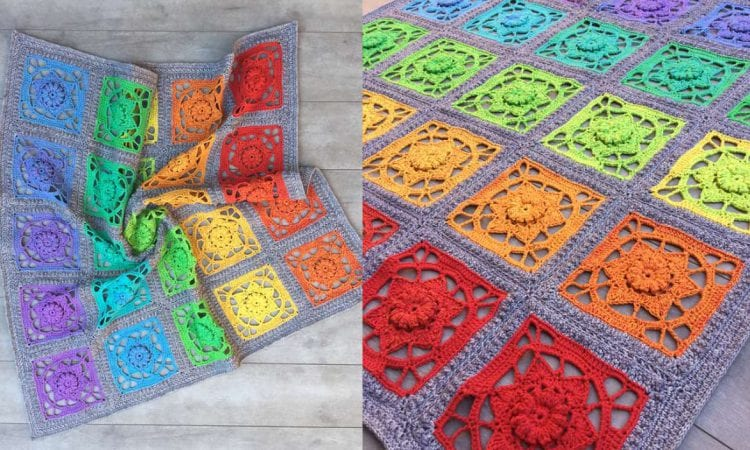 Jeanette at Sunset Free Crochet Pattern