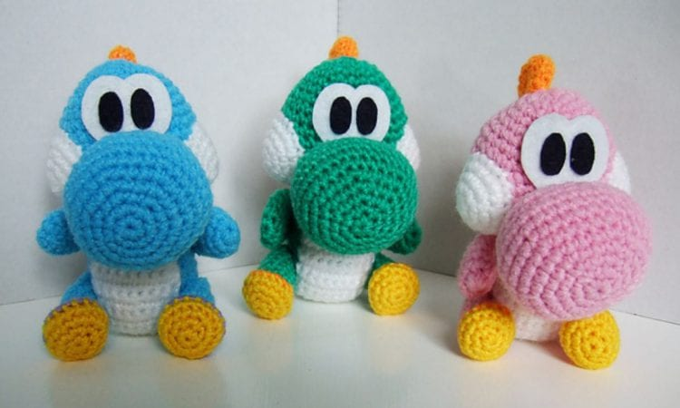 Baby Dinosaurs Free Crochet Pattern Your Crochet