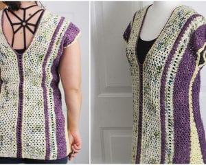 Thia Tunic Free Crochet Pattern