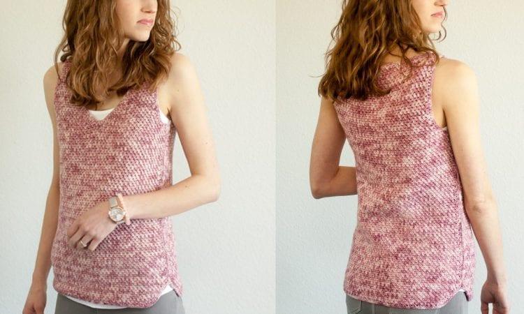 Tilley Tank Free Crochet Pattern