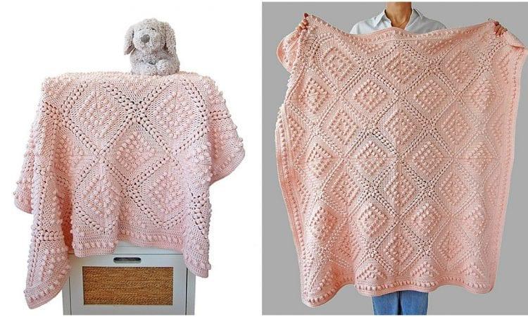 Fenya Blanket Free Crochet Pattern